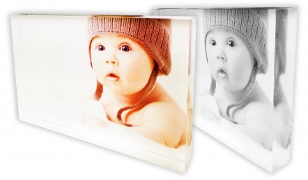 Printed Acrylic Perspex Panel with Child